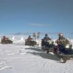 טיול אופנועי שלג לפלנד